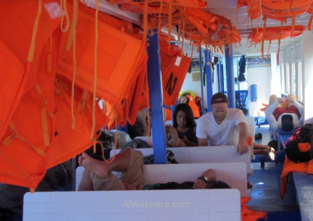 Coron 2. Ferry Bunso Jessabel a El Nido, Palawan, Filipinas