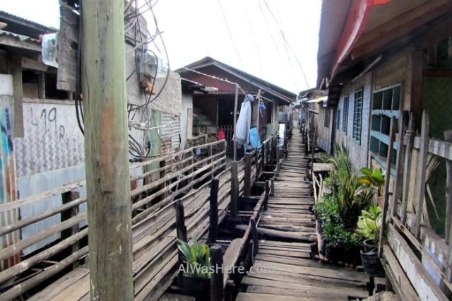 Coron town 2. Pueblo Palawan, Filipinas. Philippines