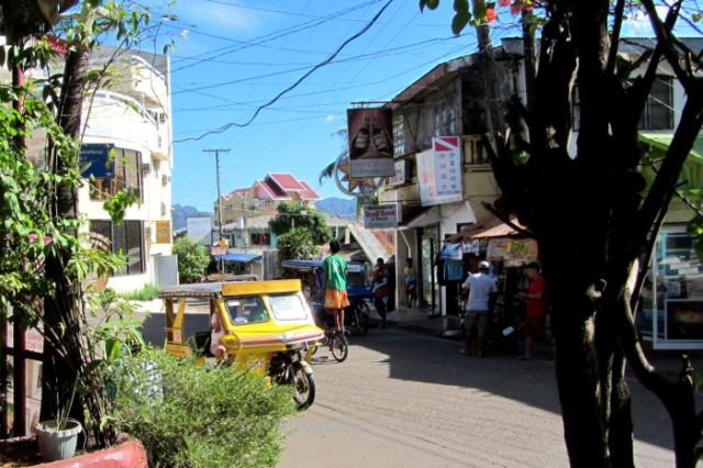 Coron town 3. Pueblo Palawan, Filipinas. Philippines