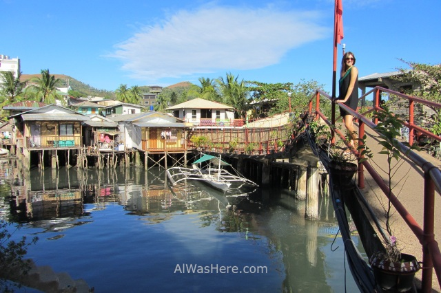 Coron town 4. Pueblo Palawan, Filipinas. Philippines