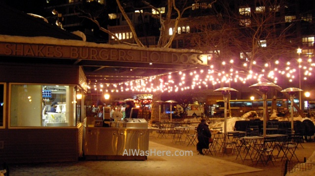 Nueva York donde comer 0. Shake Shack Madison Park. where to eat New York.JPG