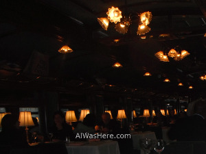 Nueva York donde comer 2. where to eat New York. Le Train Blue, Boomingdale's