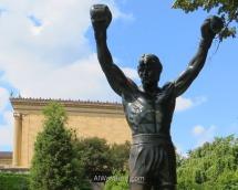 Estatua de Rocky Balboa, Filadelfia