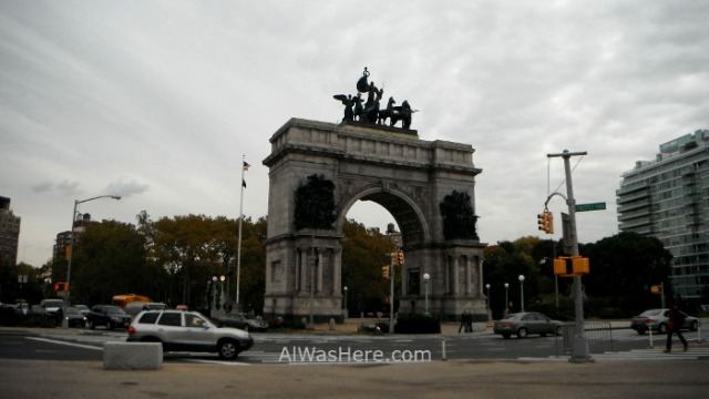 BROOKLYN 2. Grand Army Plaza, Nueva York. New