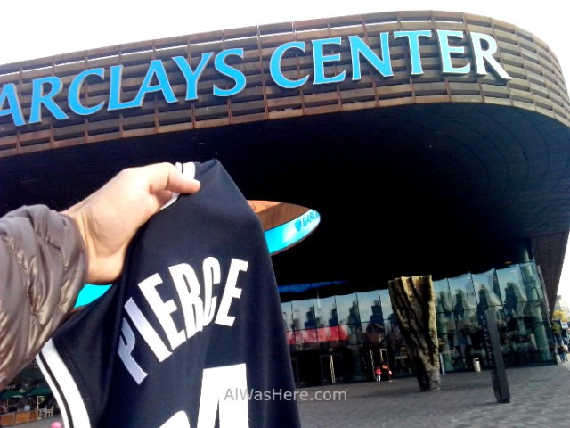 BROOKLYN 3. Barclays Center, Nueva York. New