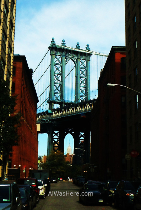 BROOKLYN 7. Bridge Manhattan DUMBO Nueva York. New