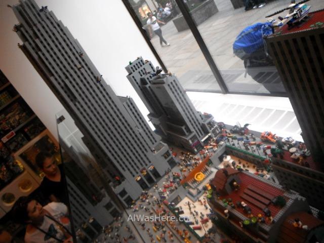 Rockefeller Center 8. Tienda Lego Nueva York New Store