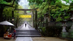 Santuario Konpira-San en Kotohira, Shikoku