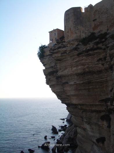 Acantilados de Bonifacio, Córcega