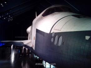 El Enterprise en el Museo Intrepid de Nueva York
