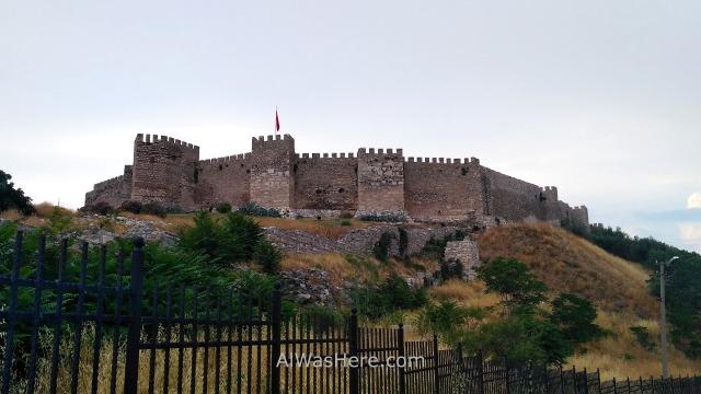 SELÇUK 0. Fortaleza Ayusuluk. Fortress. Turquia Turkey