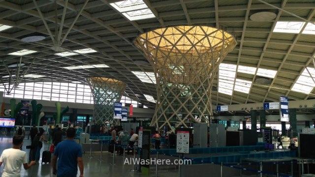 SELÇUK 1. Aeropuerto Esmirna Turquia. Airport Izmir, Turkey