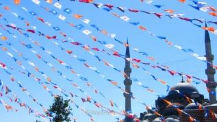 La Mezquita Nueva en Estambul