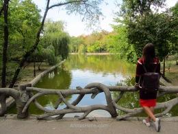 Parque Cismigiu, Bucarest
