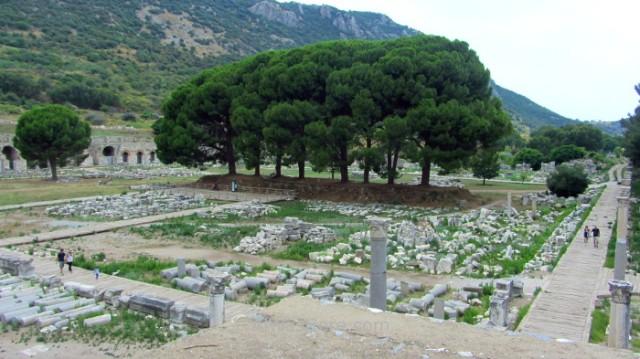EFESO 5,Ephesus Agora Turquia. Turkey