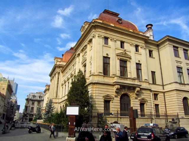 BUCAREST itinerario 2. Centro historico old town, Rumania. Romania Bucharest