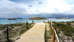 Playa de Illetas (Ses Illetes), Formentera
