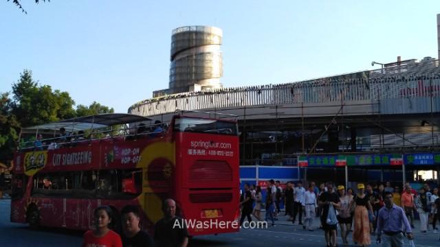 Shanghai bus turistico tourist sightseeing