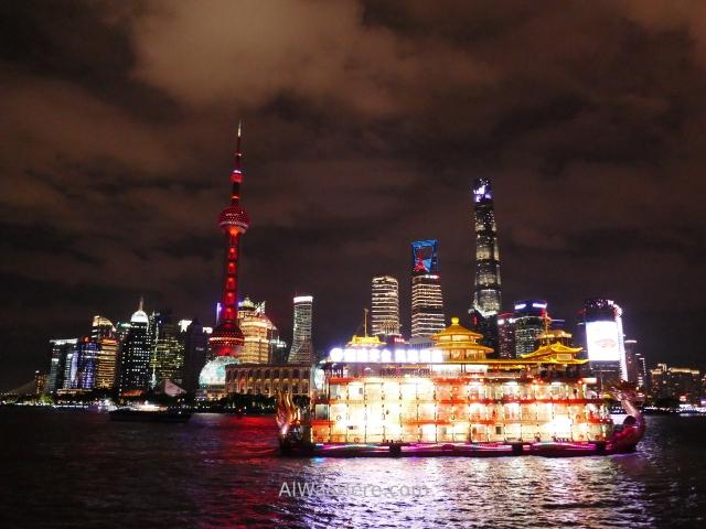 Shanghai Pudong crucero, cruise