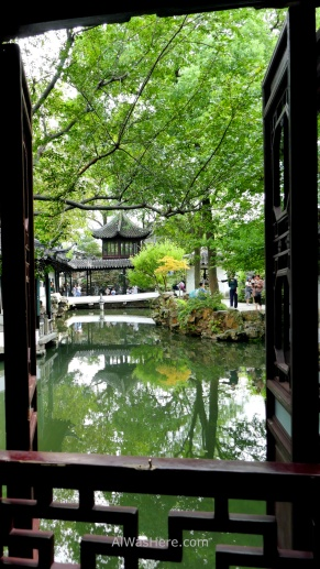 Jardín del Administrador Humilde, Suzhou