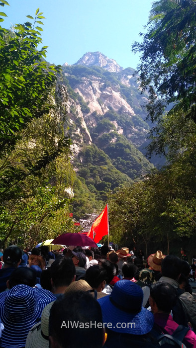 CHINA Golden Week Huashan 1