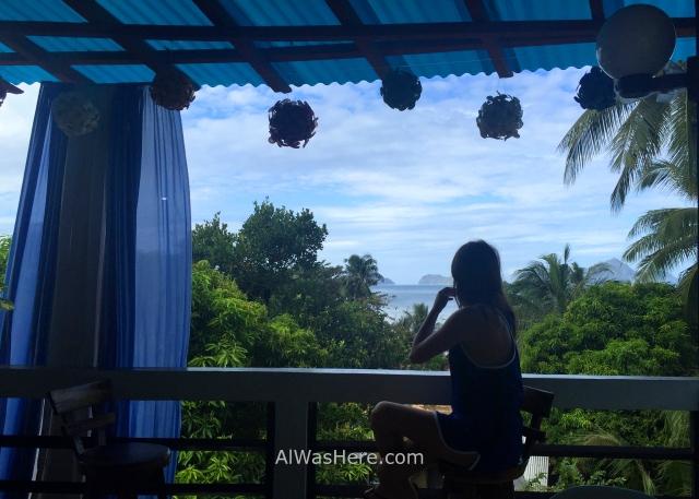 el nido informaciÓn 3. terraza rooftop en corong corong palawan filipinas, philippines
