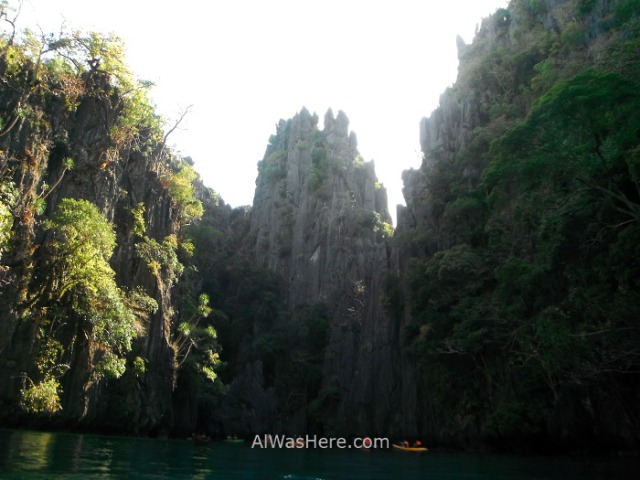 EL NIDO TOUR A Small Lagoon, Palawan, Filipinas (2)