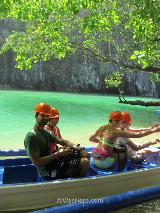 SABANG RIO SUBTERRANEO PUERTO PRINCESA 2. Entrada a la cueva. Underground River New 7 Wonders of Nature Maravillas Naturaleza, Palawan, Filipinas Philippines (1)