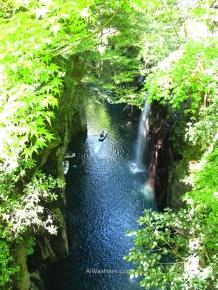 Garganta de Takachiho, Kyushu