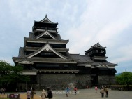 El Castillo de Kumamoto tardará años en lucir tal y como estaba