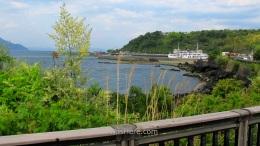 El ferry Kagoshima - Sakurajima