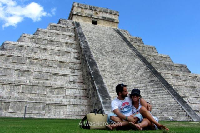 2014-05 Riviera Maya Yucatan Alwashere Chichen Itza
