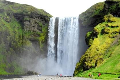 Skogafoss, Islandia