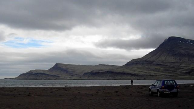 ISLANDIA 8. playa 4x4 beach 4WD Iceland
