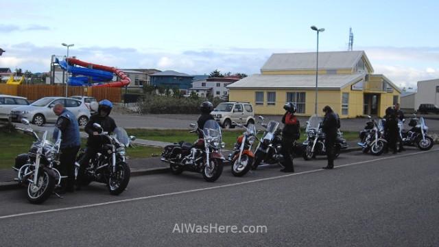 ISLANDIA TRANSPORTE 2. Iceland carreteras roads moteros motorbikes