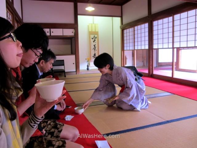 KAGOSHIMA CIUDAD 2. Jardin Senganen Garden Kagoshima city Japan Japon ceremonia del te tea ceremony