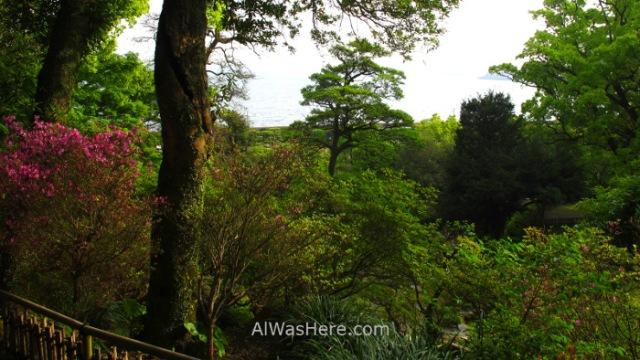 KAGOSHIMA CIUDAD 4. Jardin Senganen Garden Kagoshima city Japan Japon
