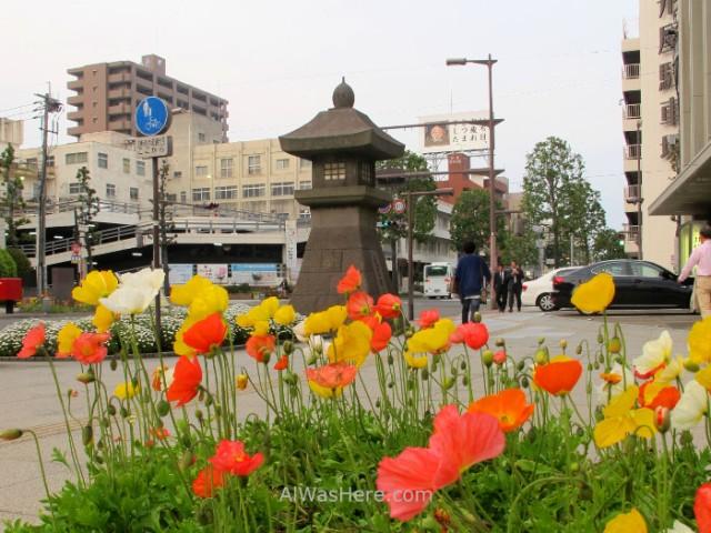KAGOSHIMA CIUDAD 5. Tenmonkan Kagoshima city Japan Japon (3)
