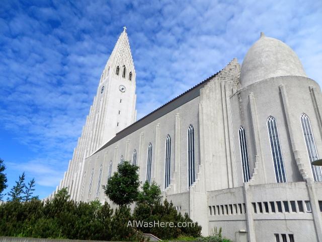 REIKIAVIK 1 iglesia church Hallgrimskirkja Reykjavik Iceland Islandia (2)