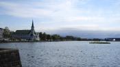 El Lago Tjörnin