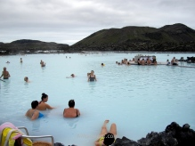 Blue Lagoon, Grindavik, Islandia