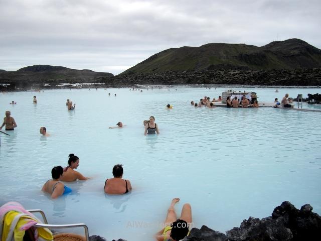 REIKIAVIK 6. Blue Lagoon Reykjavik Iceland Islandia