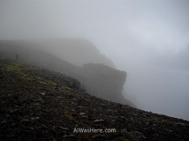 ISLANDIA 1. senderismo Skaftafell hiking Iceland