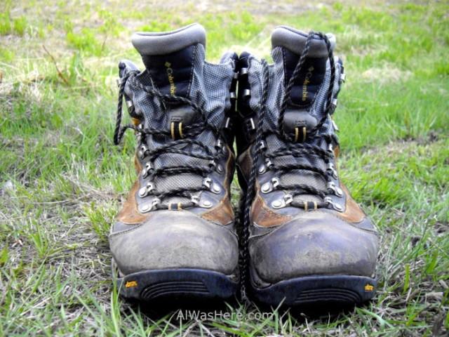 ISLANDIA 5. mis botas de senderismo my hiking boots Alwashere Iceland