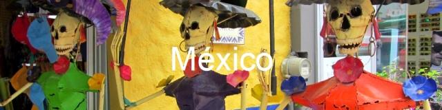 México calaveras