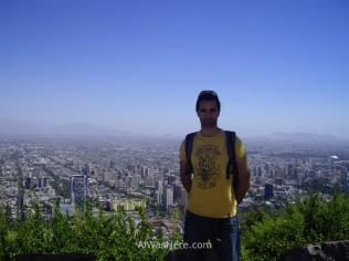 Con otra vista desde la cima