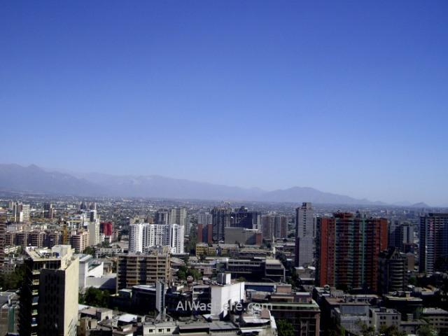 SANTIAGO DE CHILE 2. Cerro Santa Lucia (8)