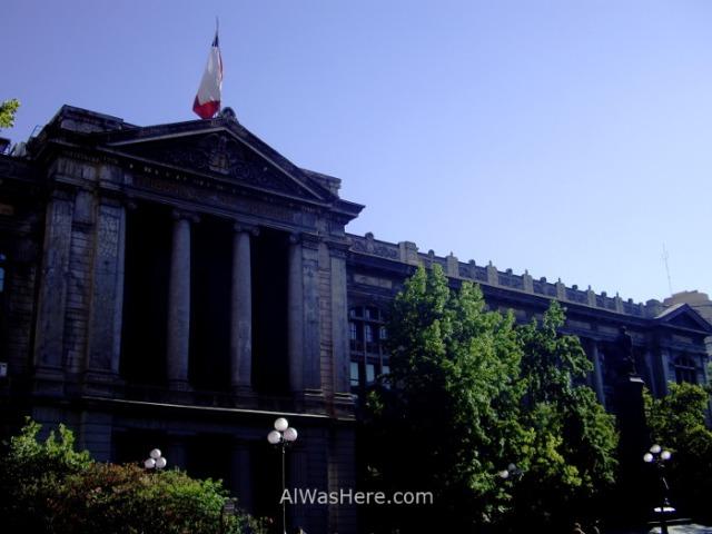 SANTIAGO DE CHILE 4. Palacio de Tribunales de Justicia