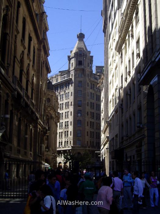 SANTIAGO DE CHILE 6. Centro historico city center centre (3)
