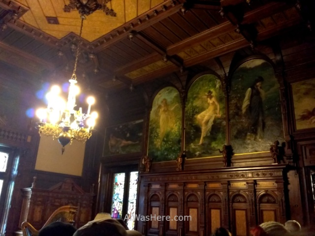 CASTILLO DE PELES 2. sala room castle, Sinaia Rumania Romania (2)